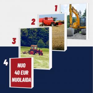 traktoristo kategorijos kursai, traktorininko kategorijos siauliai